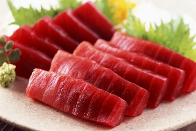 Cinco razones para comer más pescado atún rojo