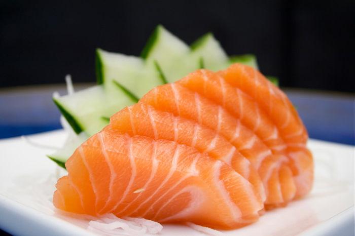 El sashimi, una joya de la comida japonesa
